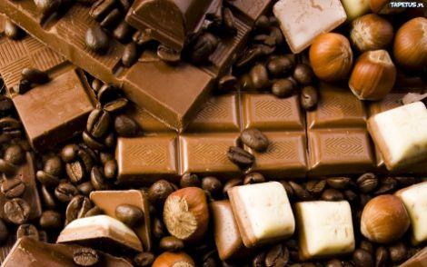 Їжте шоколад