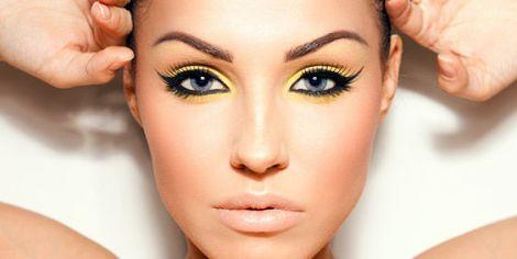 Як обрати макіяж за формою обличчя?