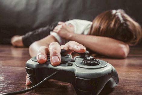 Залежність від відеоігор