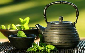 Зелений чай контролює зайву вагу