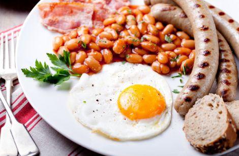 Англійський сніданок: снідаємо екзотично