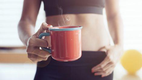 Як впливає кава на обмін речовин?