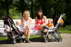 Детские коляски: как правильно выбрать
