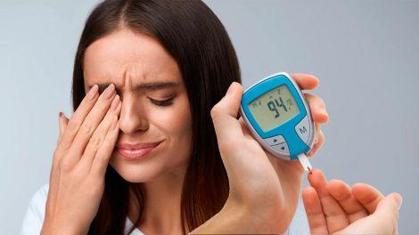 Видно по очах: три помітних симптоми діабету другого типу