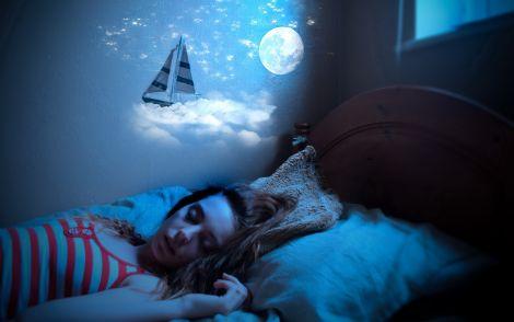 вночі організм активно відновлюється