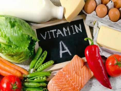 Зачем организму витамин A