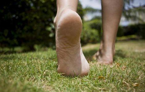 Користь бігу босоніж