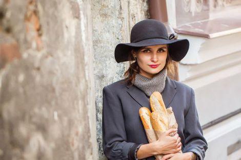 Фігура французької жінки