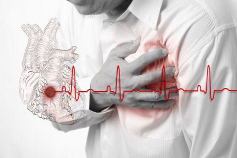 Чому виникає біль у серці?