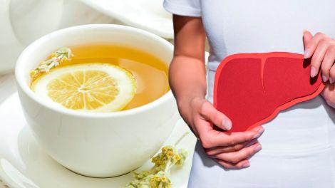 Від токсинів і для печінки: названий один корисний чай