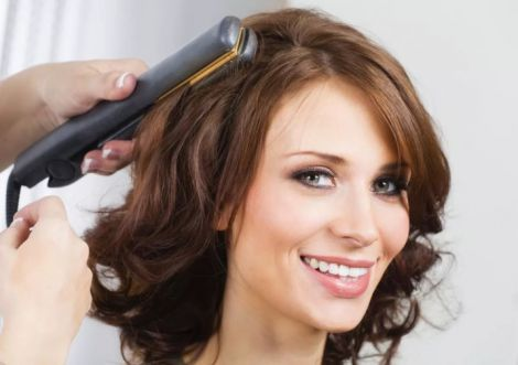 Процес створення зачіски