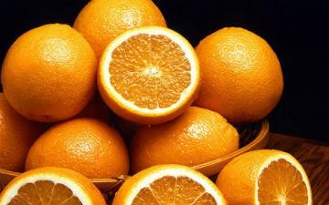 Апельсин підвищує імунітет