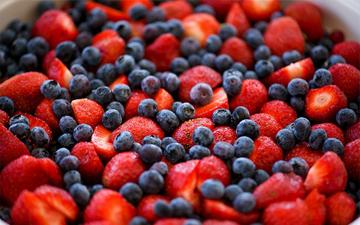 смачна та дієва ягідна дієта