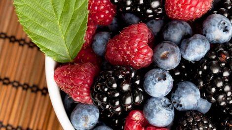 Вживання ягід допоможе підтримувати судини у тонусі