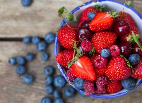 Смачні та корисні ягоди для вашого здоров'я