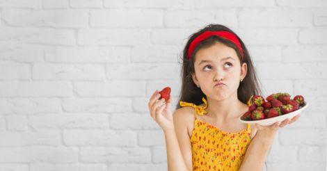 Чи безпечно дітям вживати ягоди?