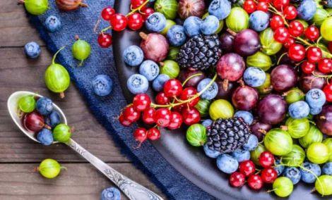 Корисні літні ягоди