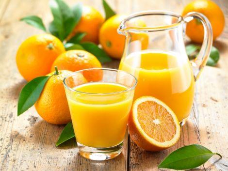 Цитрусові соки корисні для здоров'я
