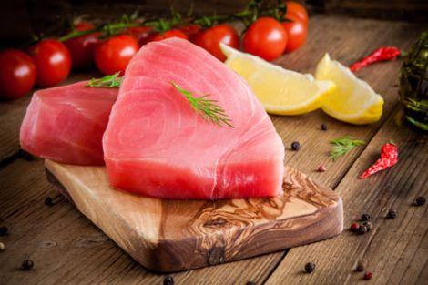 М'ясо тунця