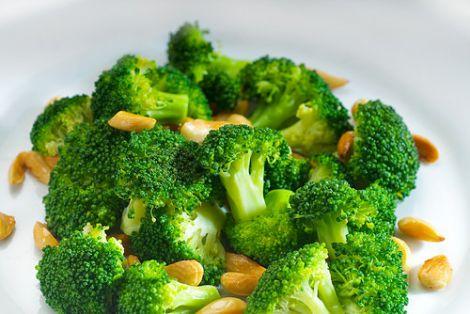 Їжте броколі