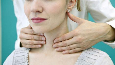 Симптоми захворювань щитоподібної залози