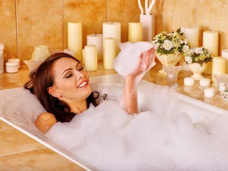 Гаряча ванна корисна для жіночого здоров'я