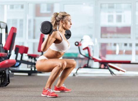 Фахівці рекомендують тренуватись на голодний шлунок