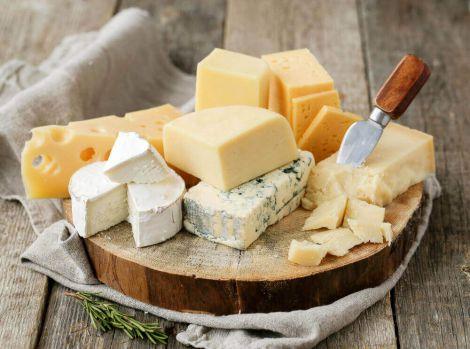 Найкорисніші сорти сиру