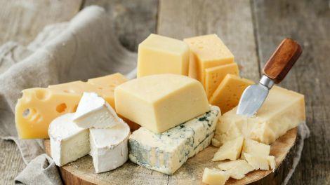Корисний сир у раціоні