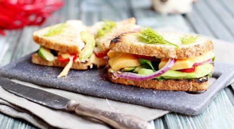 Сендвіч з сиром від Джеймі Олівера