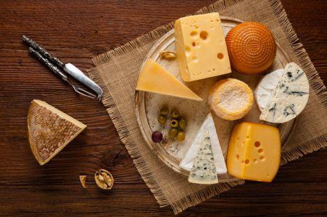 Антиоксиданти в сирі
