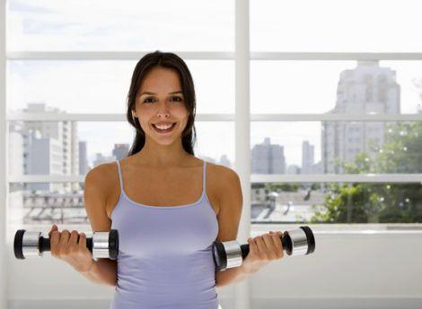 Вправи для красивих грудей