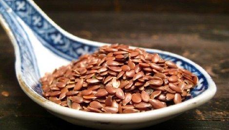 Вживайте насіння льону