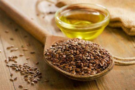 Лляне насіння для очитки нирок