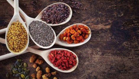 Насіння чіа та льону для оздоровлення організму