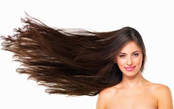 як правильно сушити волосся