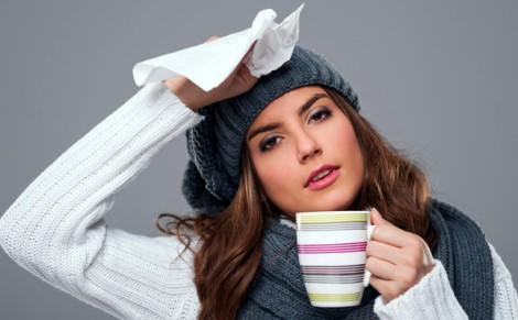 Застуди зустрічаються набагато частіше