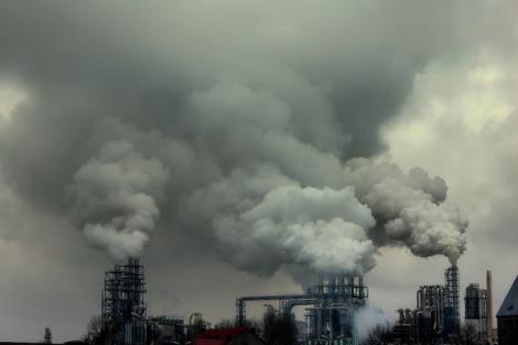 Забруднене повітря провокує рак легенів