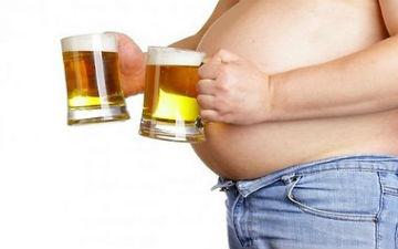Як правильно прибрати пивний живіт