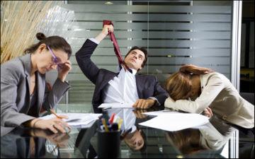 Які хвороби чекають тебе в офісі?