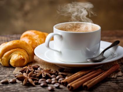 Кава дає енергію