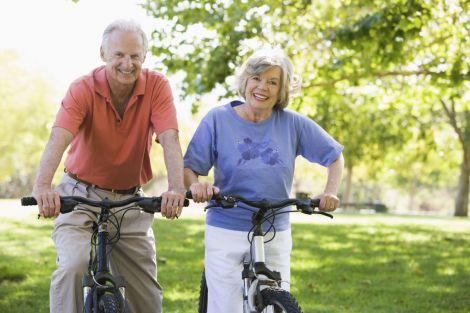 Фізична активність сприяє здоров'ю