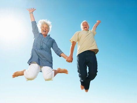 Звички, які сприяють довголіттю