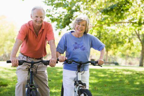 Фізичні вправи та довголіття