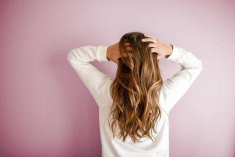 Засіб для сяючого волосся з насіння льону в домашніх умовах