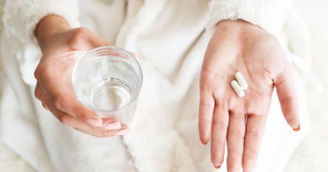 Шкідливі поєднання з антибіотиками