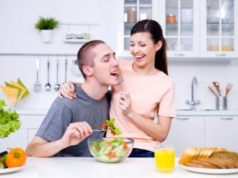 Продукти харчування впливають на лібідо чоловіка