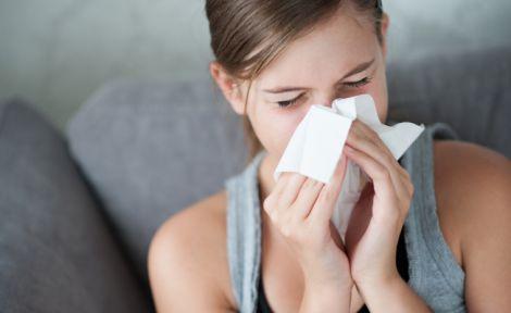 Проблема забитого носа