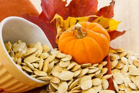 гарбузове насіння - універсальні ліки від глистів