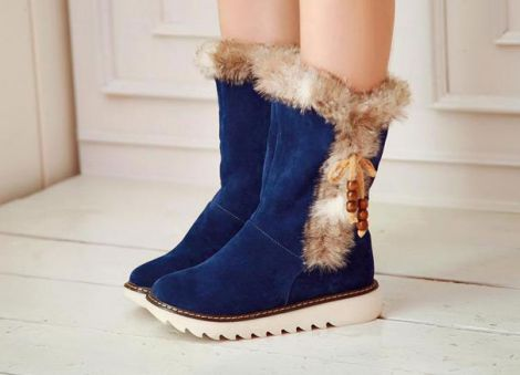 Яке взуття буде популярним цієї зими? (ВІДЕО)